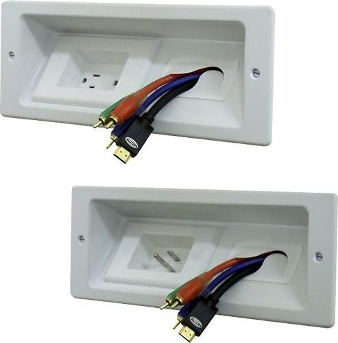PowerBridge - In-Wall Cable Management System - TSCK - Best Buy ...