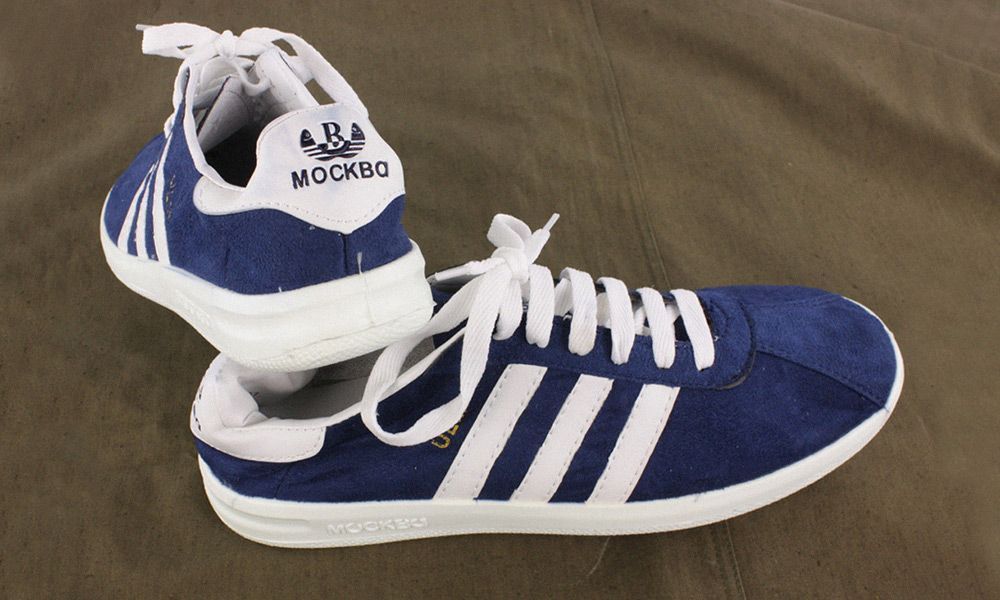 Adidas Mockba: The Little- Known Adidas Worn by Soviets Now Can Be Owned By