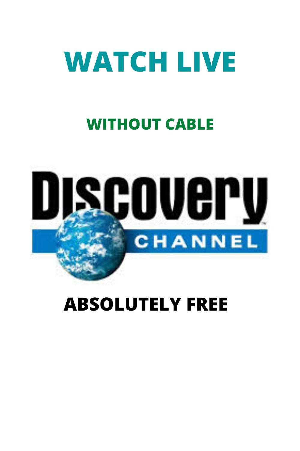 watch discovery channel live online free