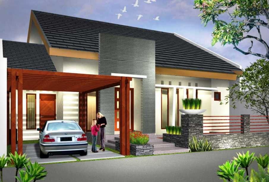 Desain Carport Minimalis Untuk Garasi Minimalist house