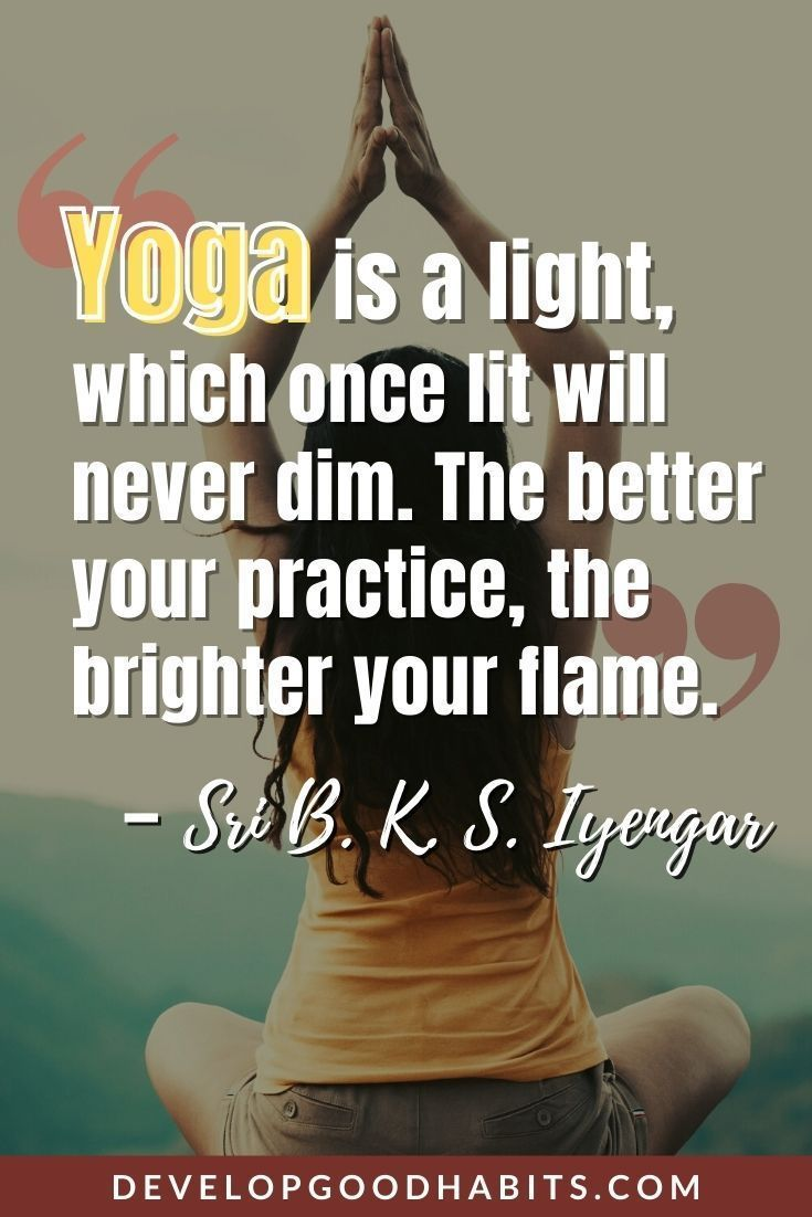 61 Yoga Quotes to Inspire Your Daily Practice