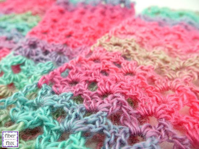 10 Easy Free Crochet Lace Scarf Patterns For Spring And Summer