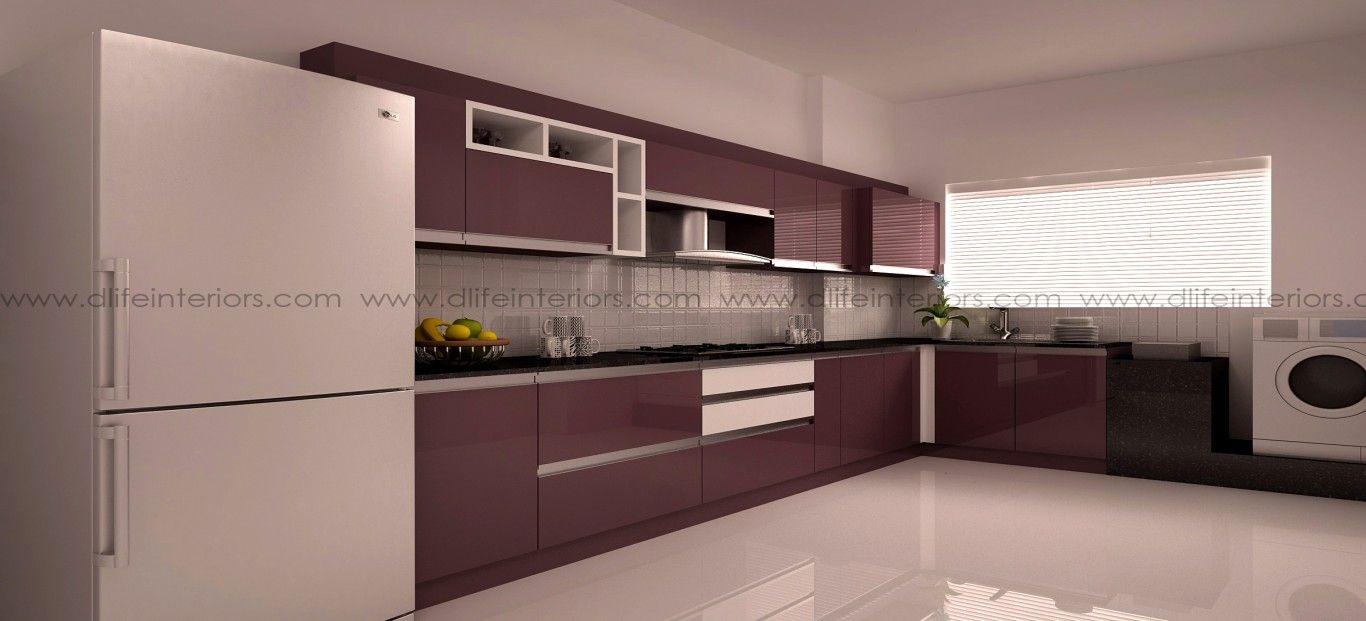 Pin On Kitchen Interior Design In Kerala Bangalore