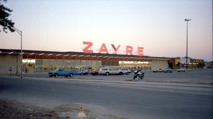 Zayre, Addison, IL 1 - Zayre - Wikipedia | Old Florida | Pinterest