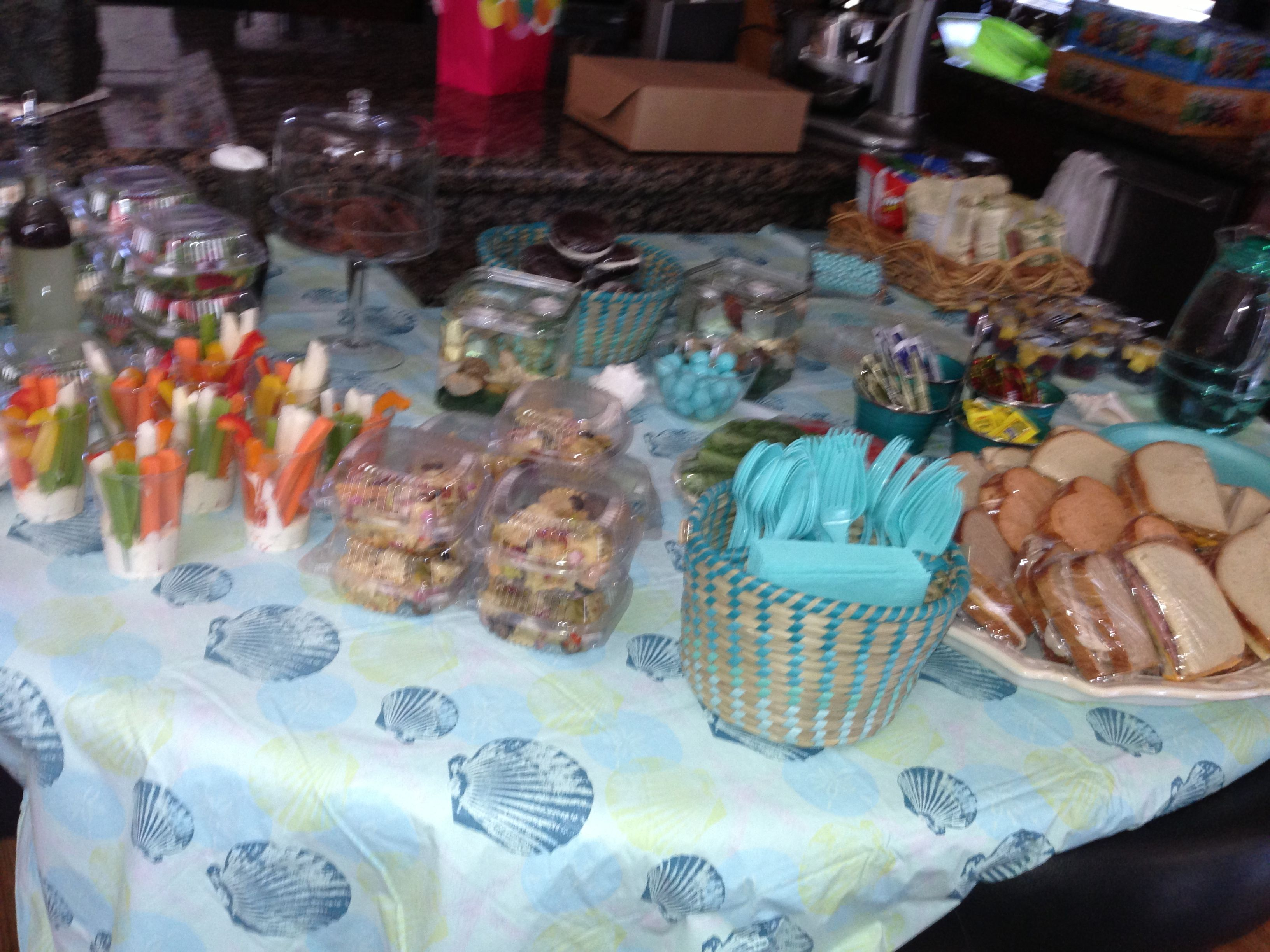Best Foods For A Birthday Party