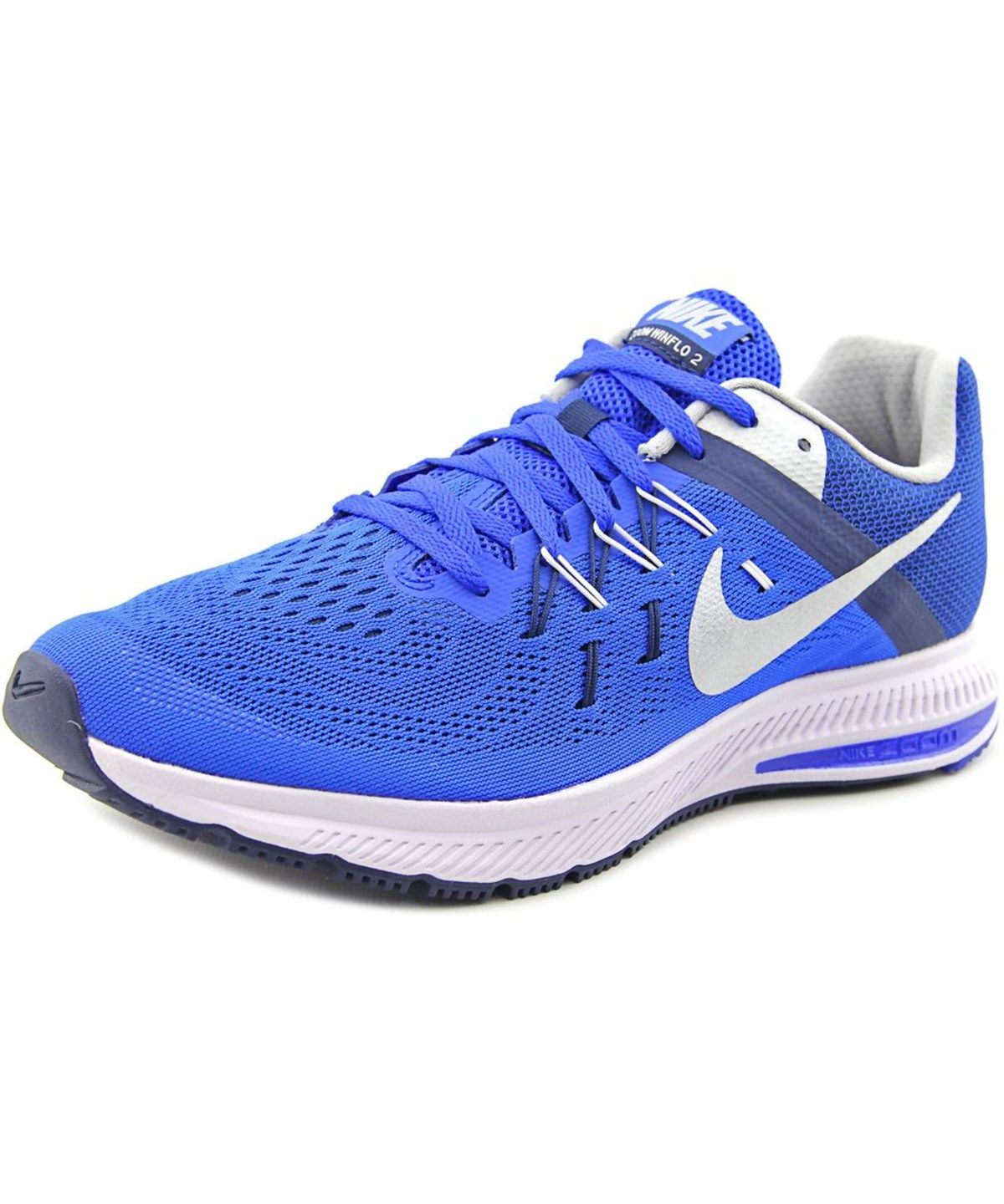 outlet store 26160 71471 NIKE Nike Zoom Winflo 2 Round Toe Canvas Running Shoe .  nike  shoes   sneakers
