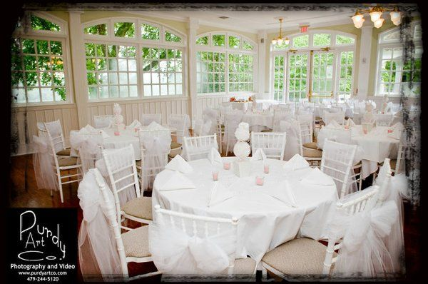 1886 Crescent Hotel Spa Wedding Ceremony Reception Venue Arkansas