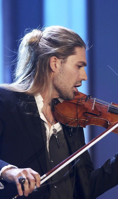 David Garrett - @~ Mlle ~   Dear Lord, how gorgeous!
