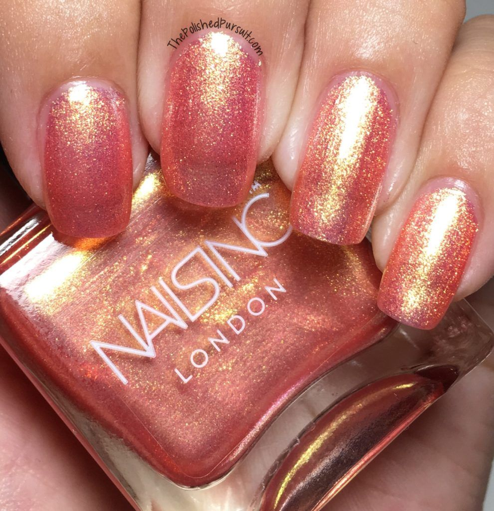 Nails Inc. Flock You Duo | Pinterest | Swatch