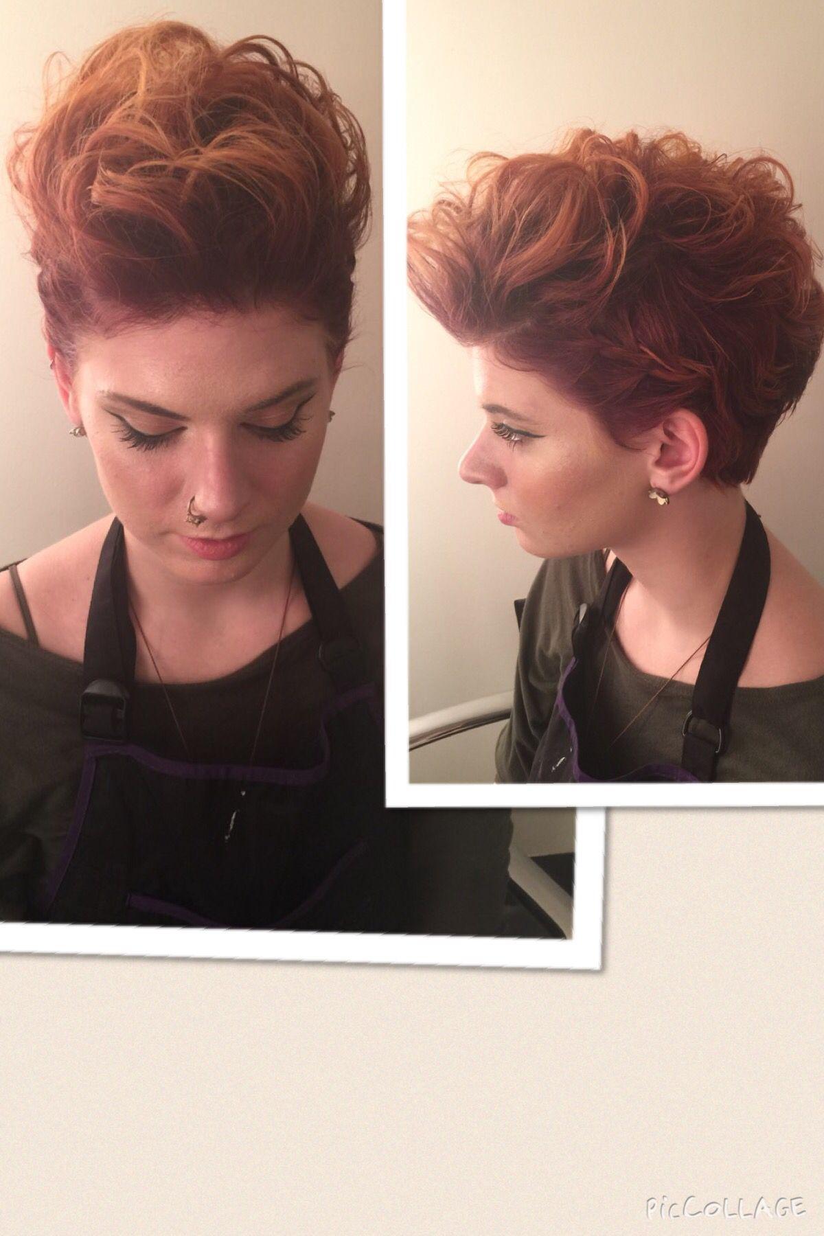 Beautiful style Hair, Style, Beautiful