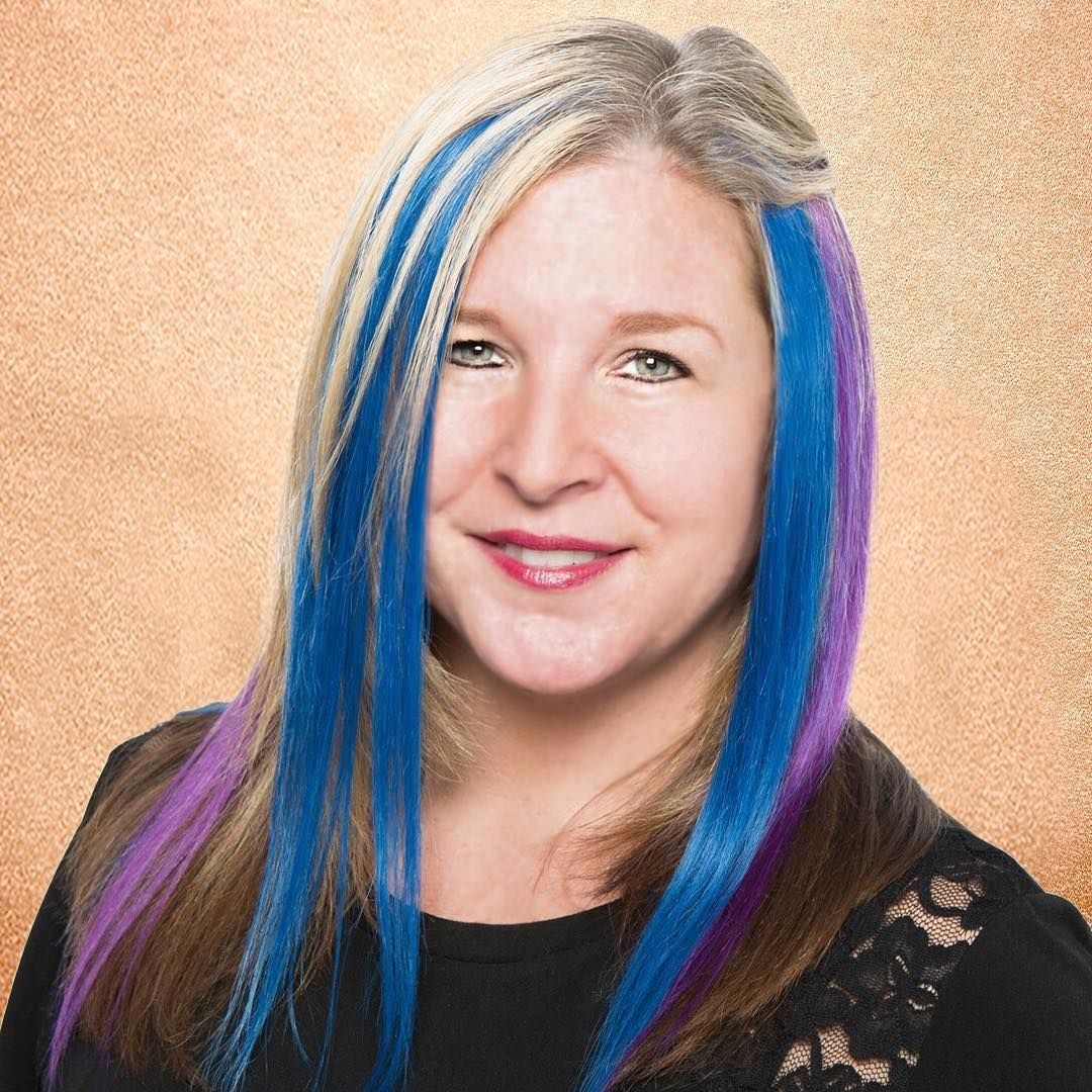 Colorful Hair Extensions From Sally Beauty Are The Perfect Solution