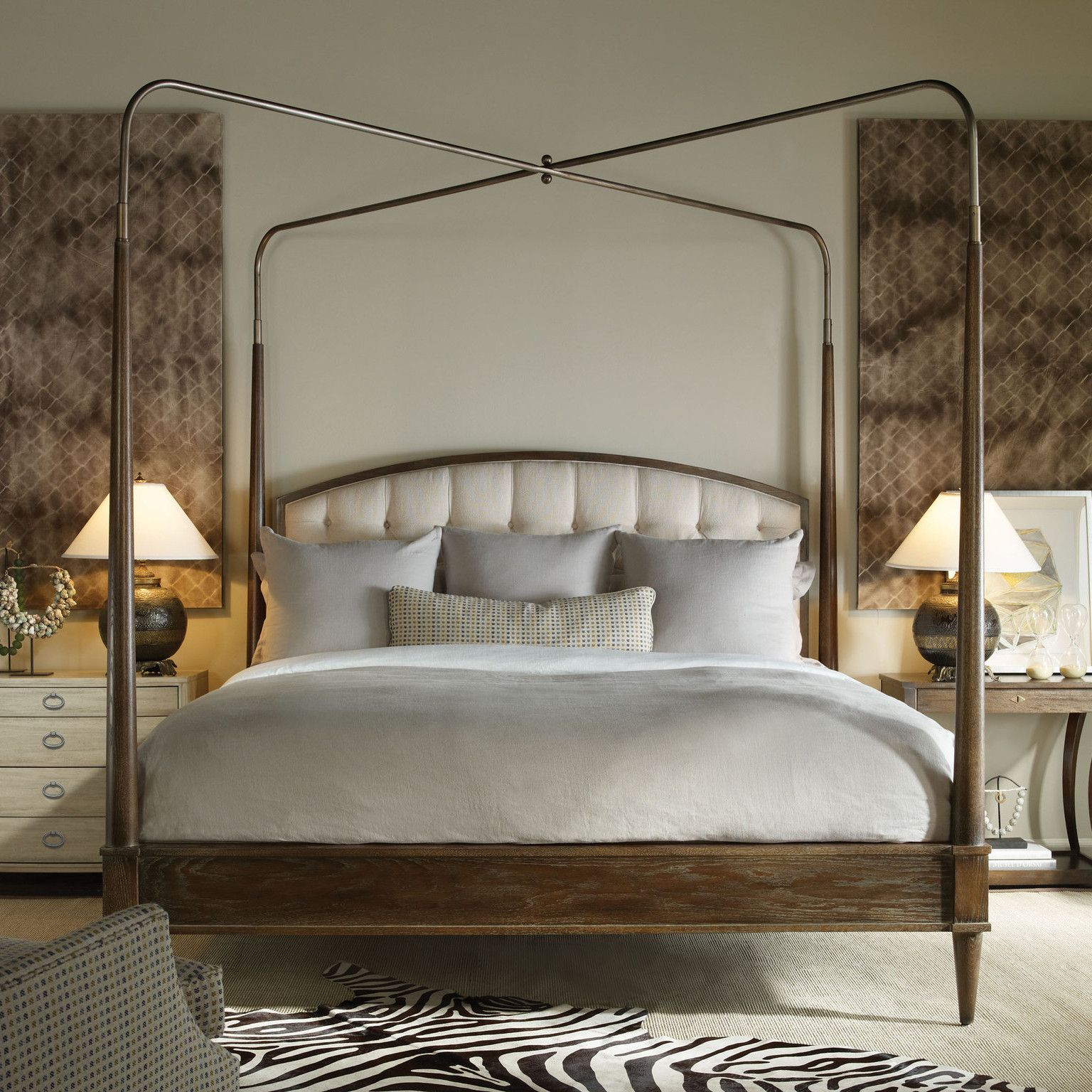 Anderkit tufted headboard bed tufted headboards bedrooms and oak beds