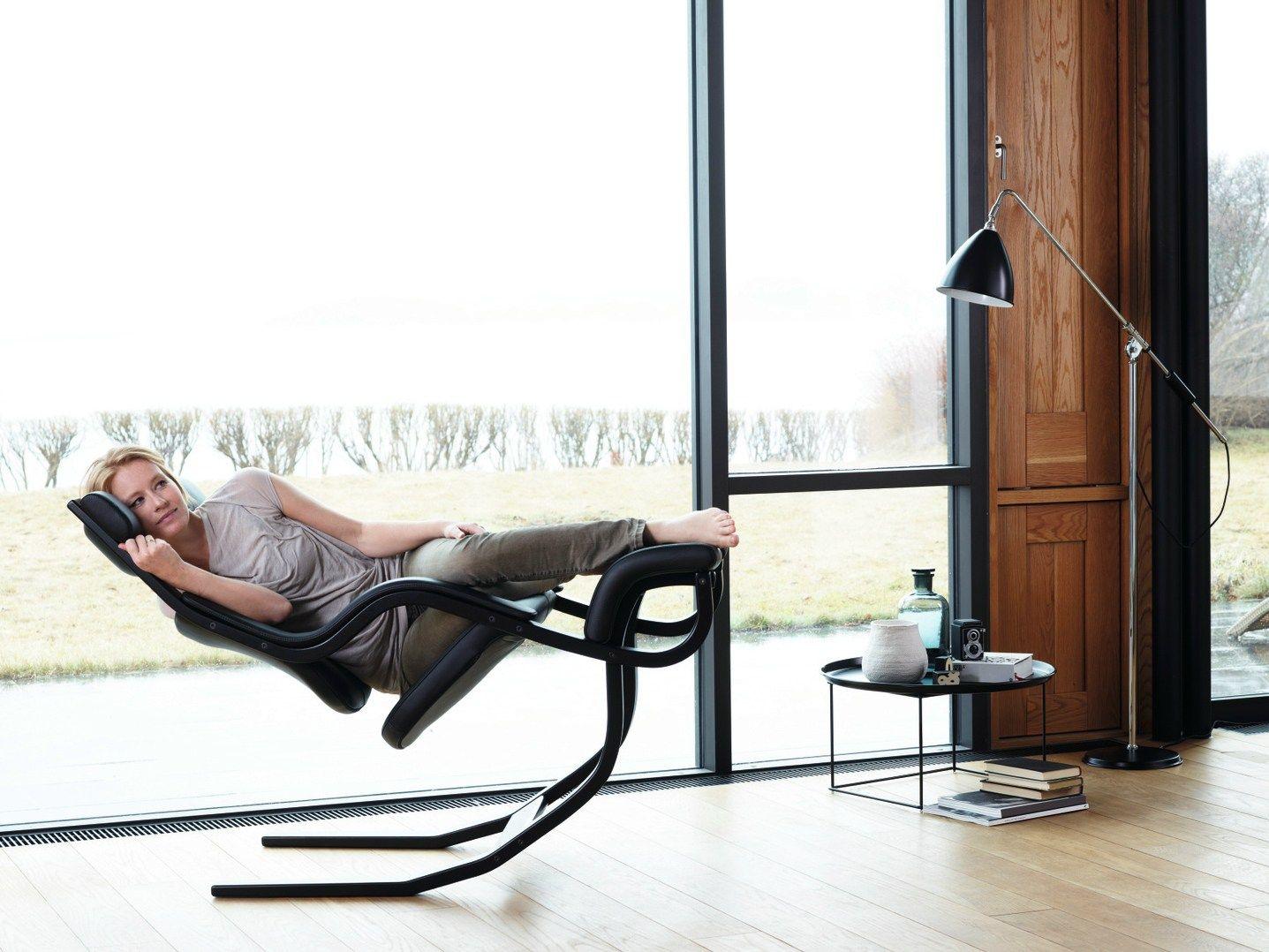 Office Workspace Ergonomic Black Reclining Office Chair