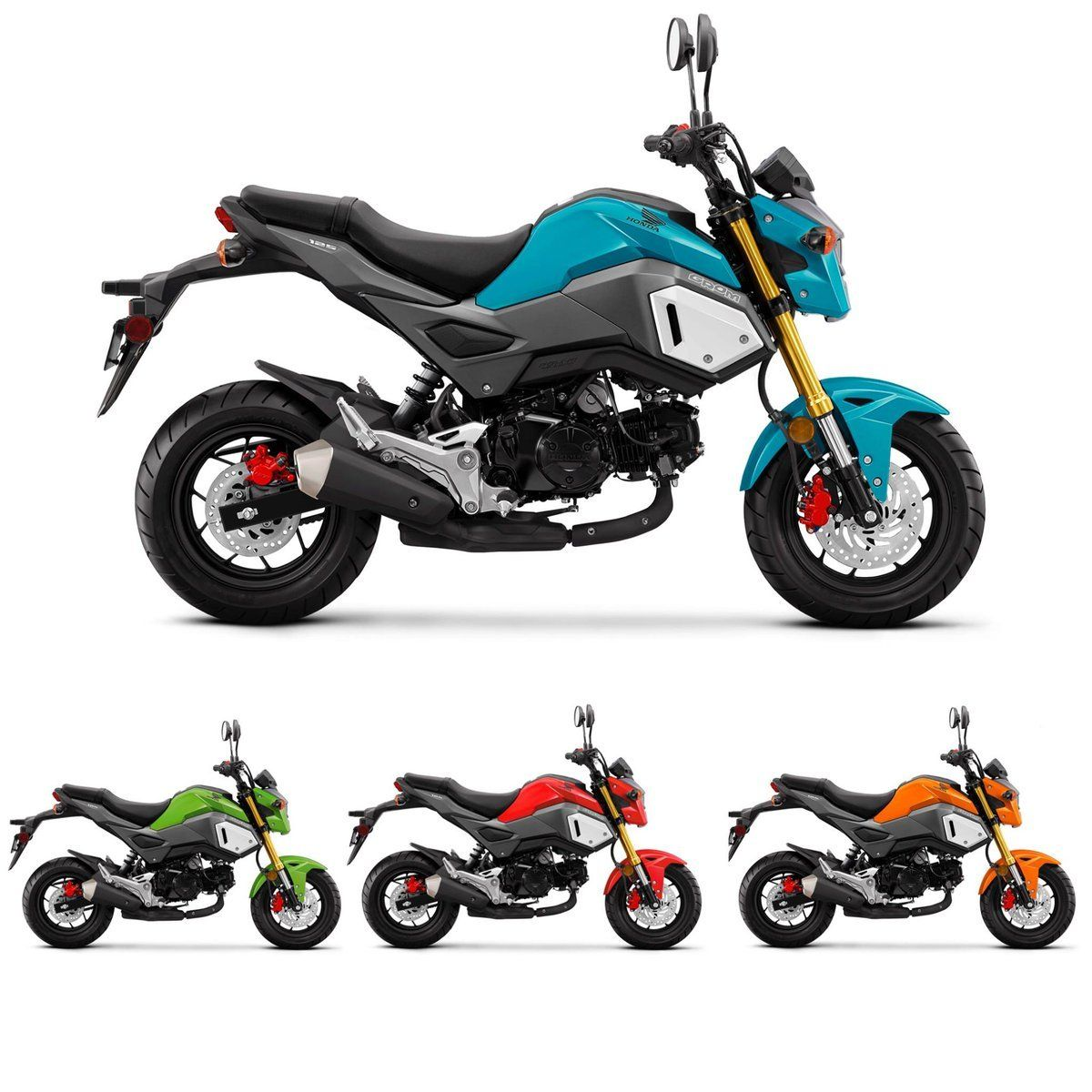 Honda Grom 2019 Colors Rumors from Carolina Honda On Twitter
