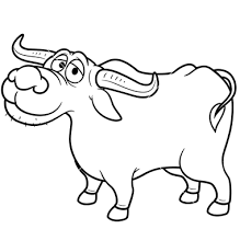 Image result for buffalo clipart black and white