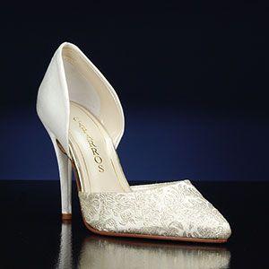 Parisian By Caparros At Bridalshoes Com Bride Shoes Bridal Shoes Wedding Shoes