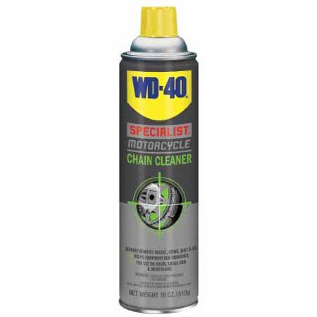 Wd 40 Specialist Motorcycle Chain Cleaner 18oz Green Wd 40