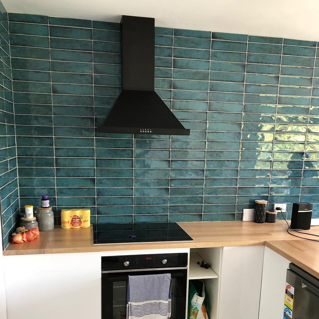 Alchimia Blue Blue Kitchen Tiles Kitchen Projects Boutique Hotel Room