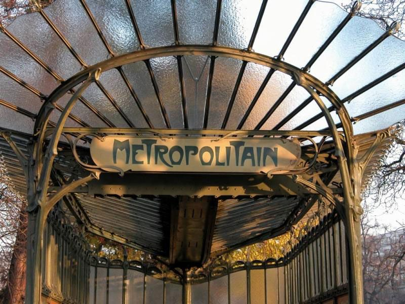 Victor-Horta-Train-Station-Entrance