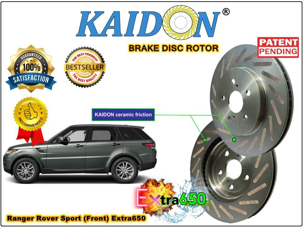 Range Rover Sport brake disc rotor KAIDON (FRONT) type