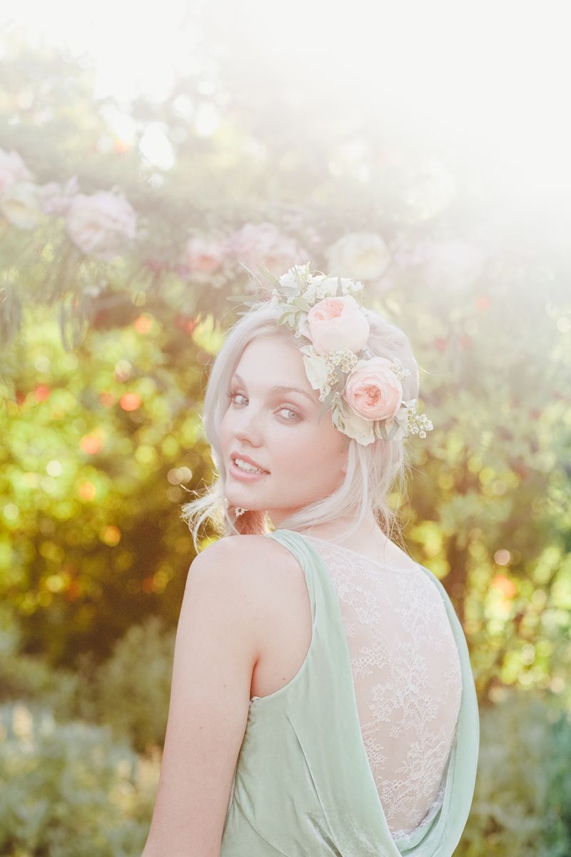 A Romantic Editorial Photoshoot by Project Wedding