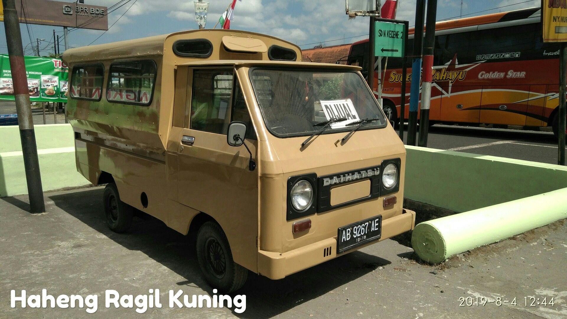 Pin Oleh Ekka Rolla Di Daihatsu Daihatsu Indonesia Kuning