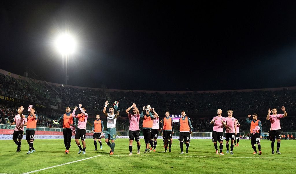 US Citta di Palermo v FC Internazionale Milano - Serie A - Pictures - Zimbio