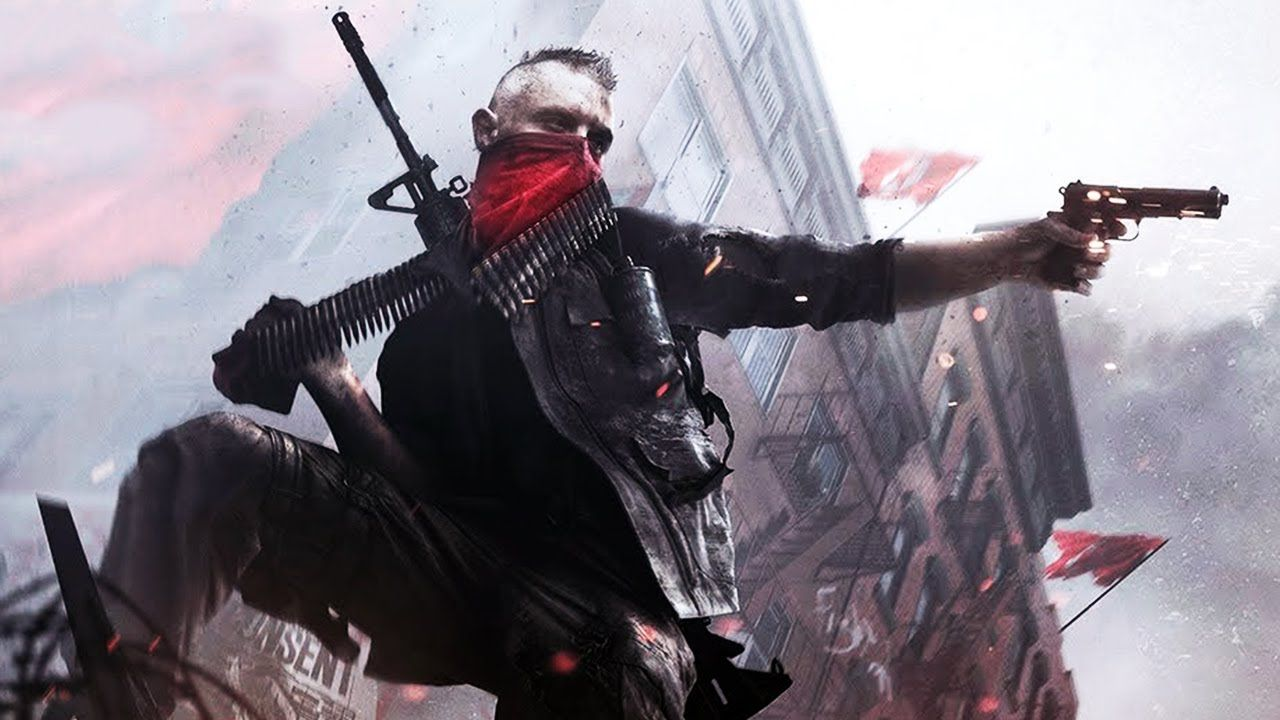 PS Homefront The Revolution Trailer Please Excuse The Hyper - Best trailers 2014 one epic video