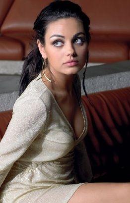 Mila Kunis Hot Unseen Photos Hollywood Actress