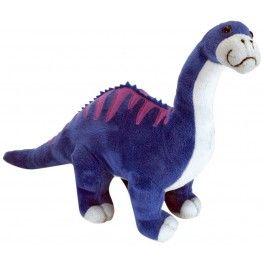 peluche dinosaure diplodocus collection dinomites pour les filles et garons fans de dinosaures