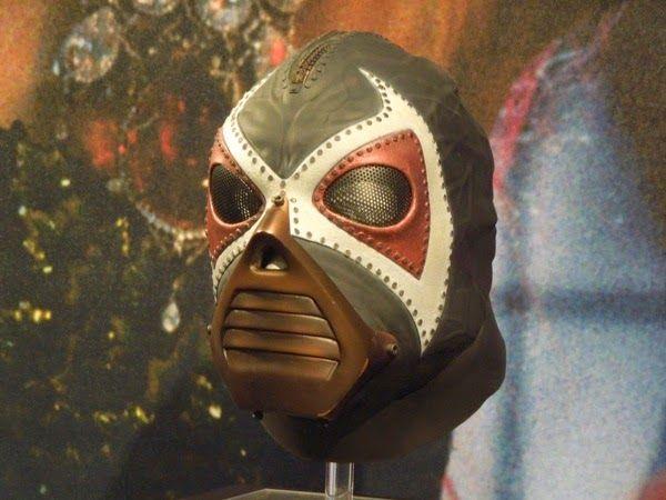 Bane mask Batman u0026 Robin movie & Bane mask Batman u0026 Robin movie | Costumes | Pinterest | Robin movie ...