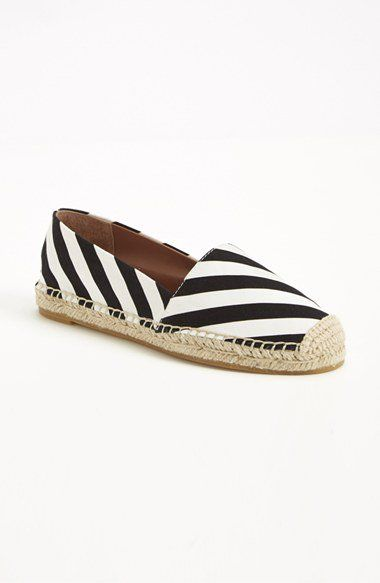 Espadrilles- an insoucuant summer must have. @Nordstom