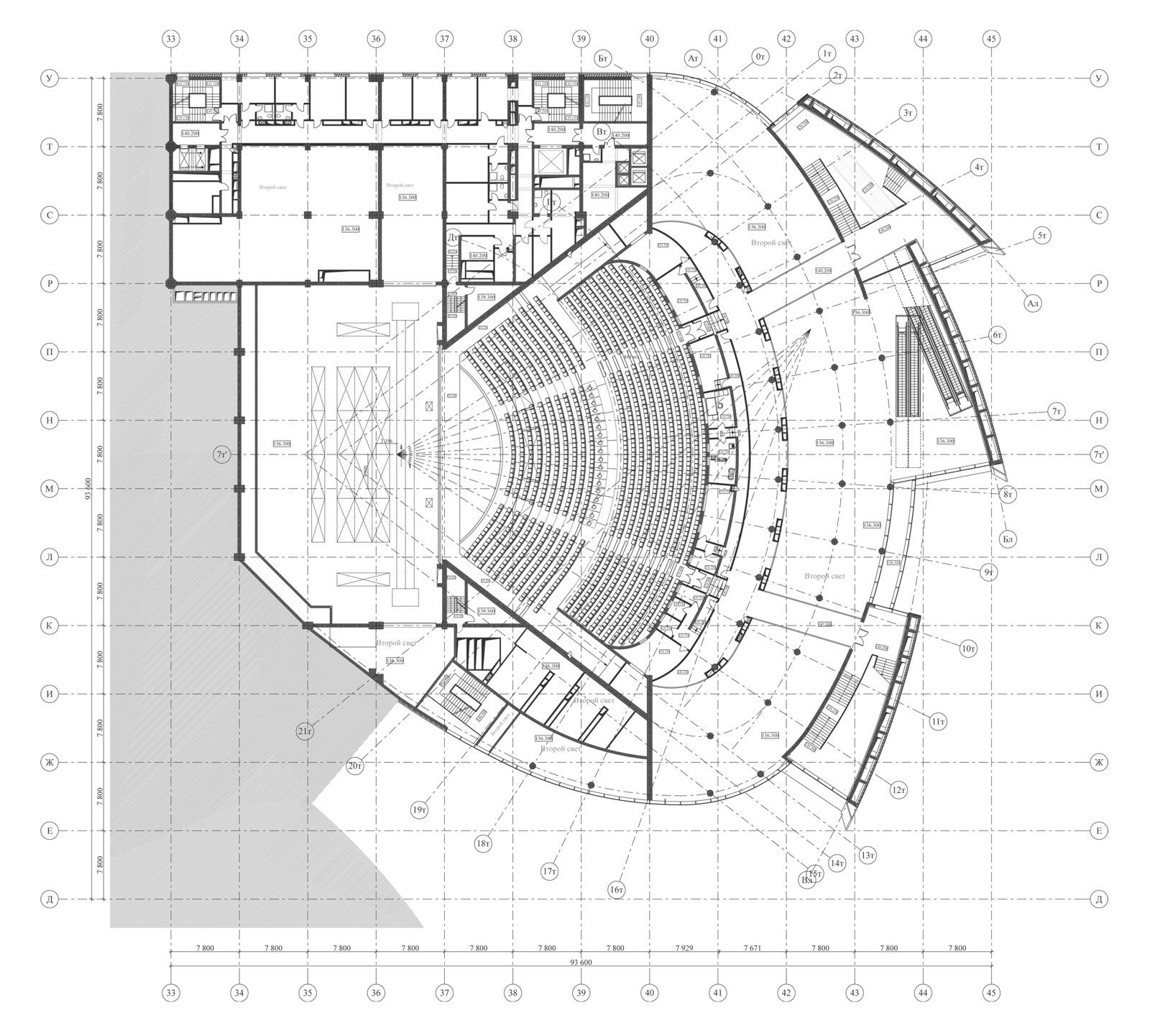 Pin by ARCHSTRUKTURA on Theatre | Pinterest | Architecture ...