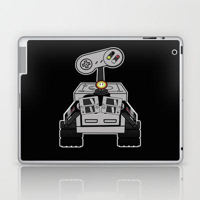 Wallendo Laptop & iPad Skin by Piercek25 - $25.00