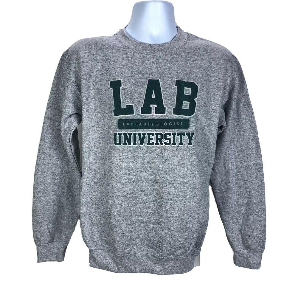 Gildan Heavy Blend Men S Gray Sweatshirt Small Labeautylogist University Gildan In 2020 Grey Sweatshirt Mens Sweatshirts Grey Sweatshirt [ 1000 x 1000 Pixel ]