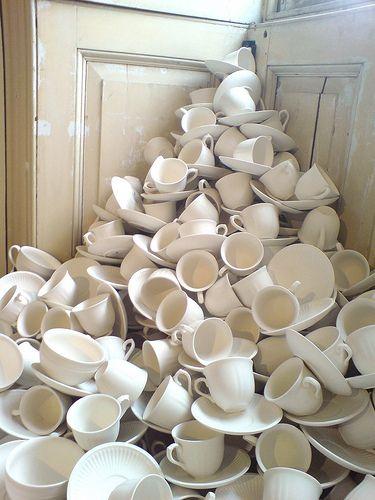 Geraldine Pilgrim Installation in 2019   Circus   Tea cups ...