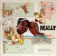 A Project by LUZMA from our Scrapbooking Gallery originally submitted 03/03/12 at 04:30 PM