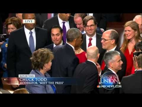 Todd: State of the Union Was 'Greatest Hits' List of What Obama Hasn't Accomplished