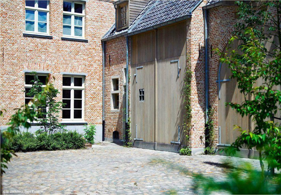 Architectenbureau bart françois project waasmunster belgische