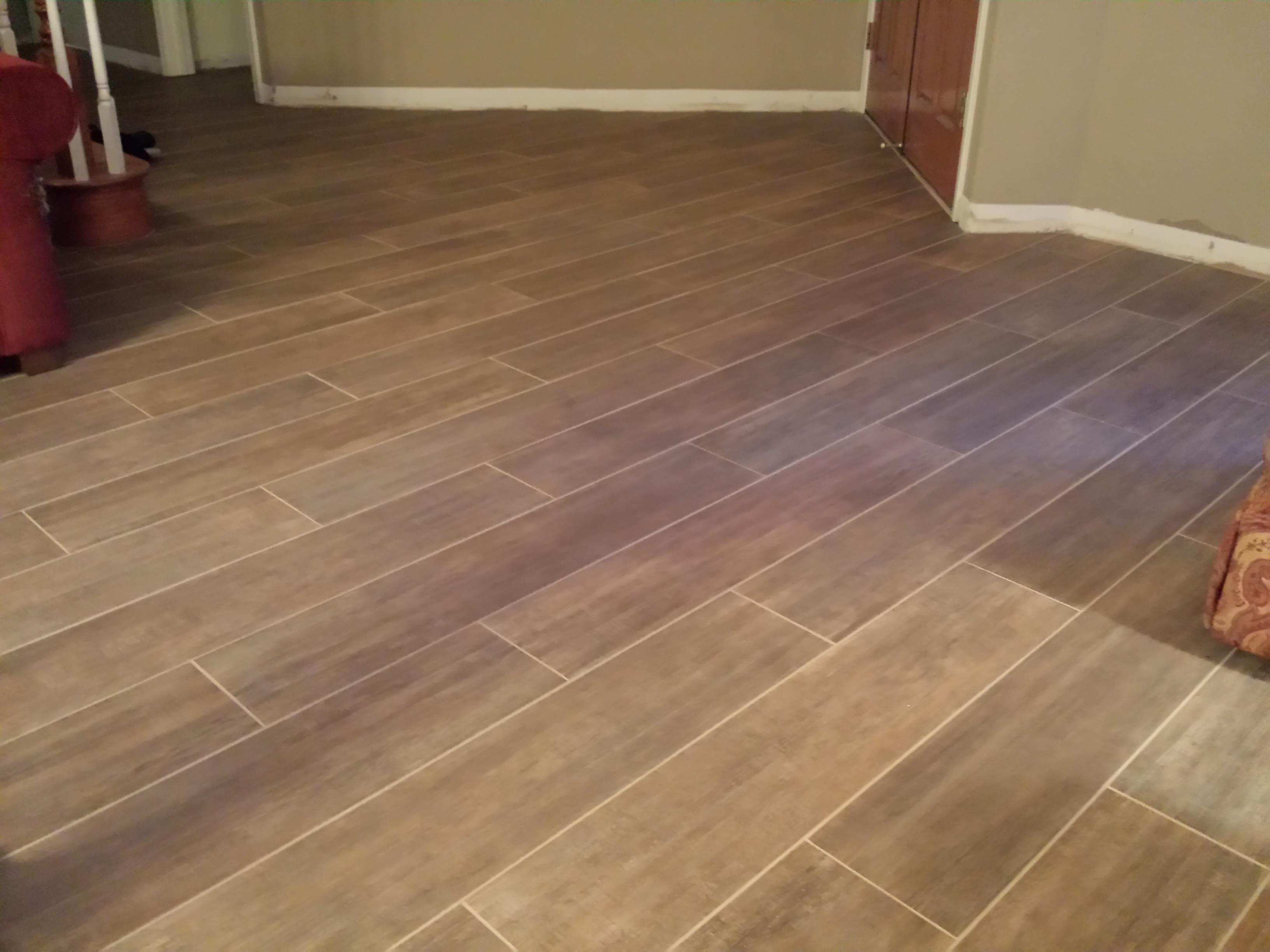44+ Fantastic Woodlook Tile Floor Contemporary Woodlook