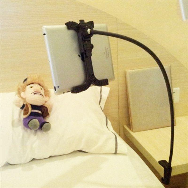 Ipad Bed Holder 2016 360 rotation adjustable 70cm arm bed tablet pc bracket bed
