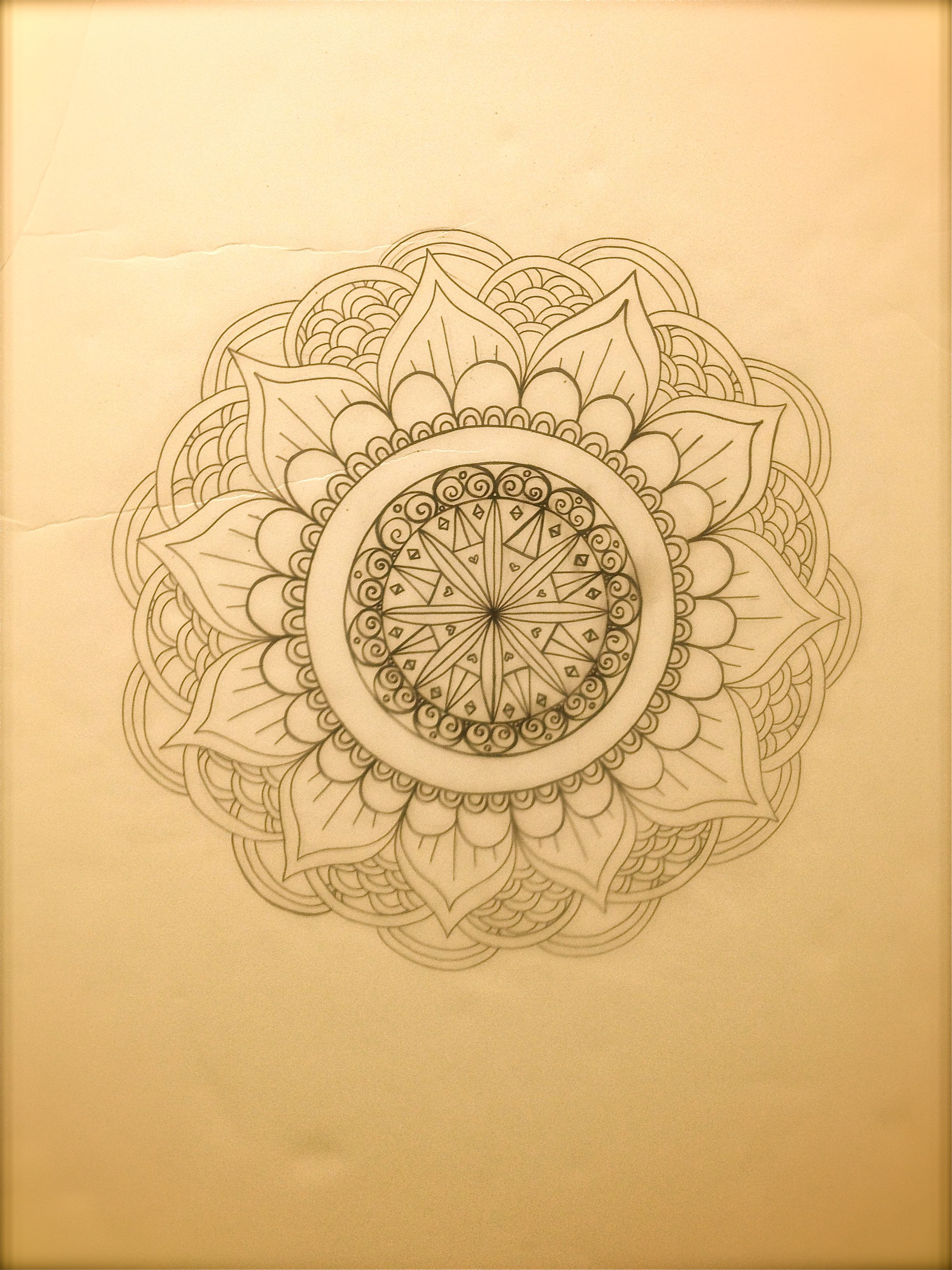 The Mandala Is A Buddhist Symbol Representing The Universe My