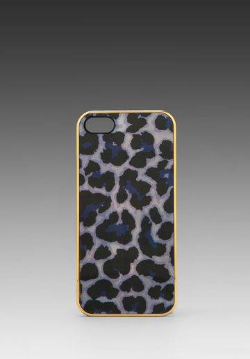 MARC BY MARC JACOBS Abigail Lenora Lenticular Phone Case in Antique White Multi