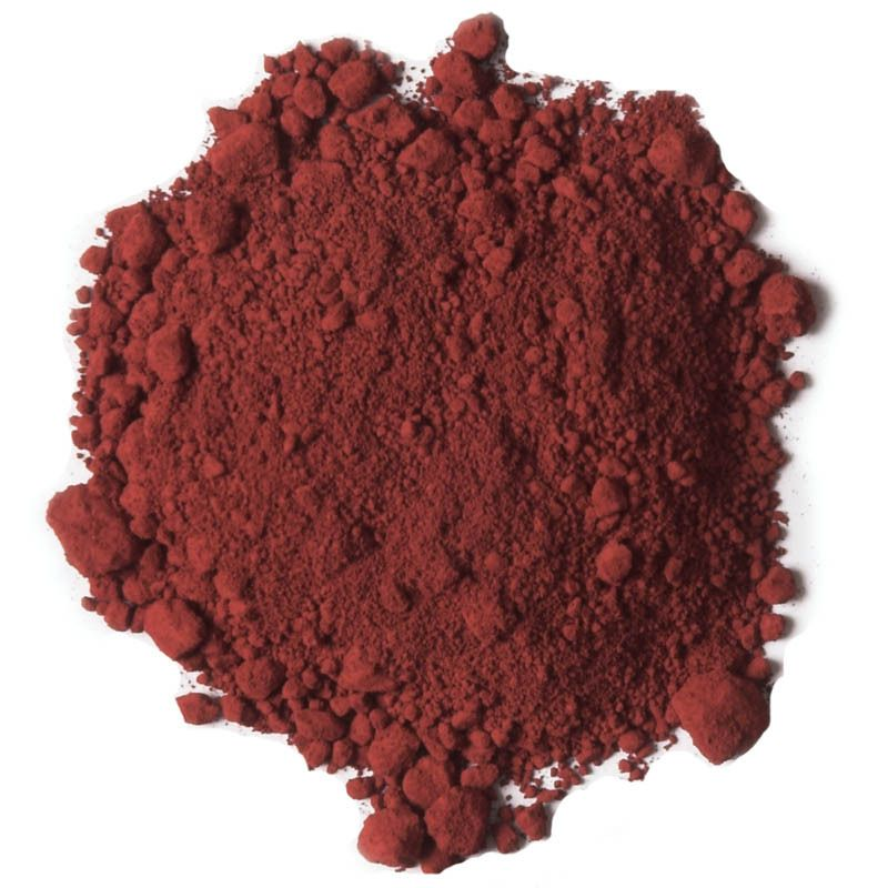 Red Iron Oxide Pigment - Earth Pigments