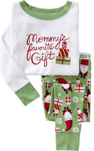 6b03a66990bb Mommy s Favorite Gift Sleep Set Two Piece Pajamas Size 6 12 Months ...