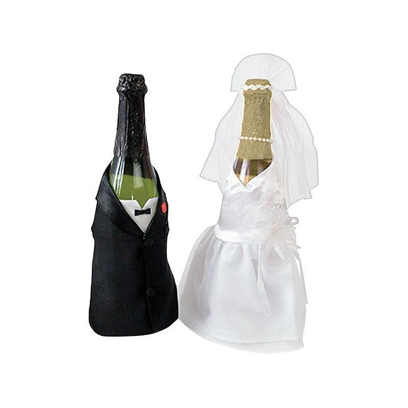 Best Wine For Wedding Gift: Bride And Groom Wine Bottles :)