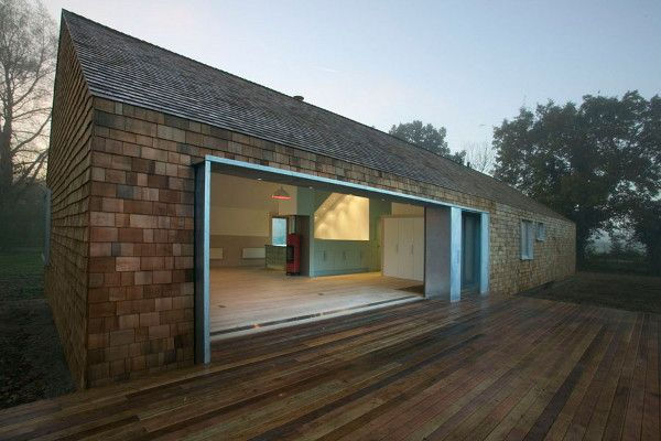 Exceptional Prefab Country Homes   Cedar Home Design In Norfolk, UK