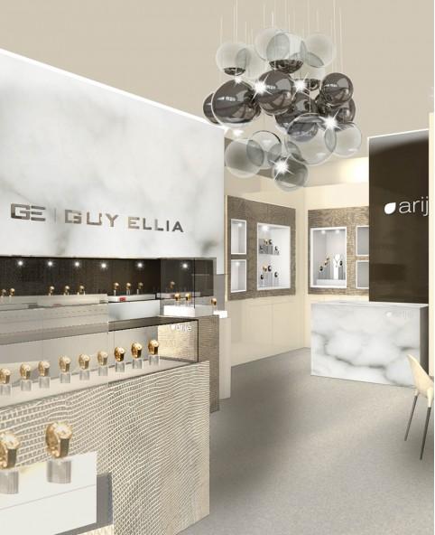 High End Jewellery Showroom Display Designs In 2020 Display Design Jewellery Showroom Jewelry Store Design