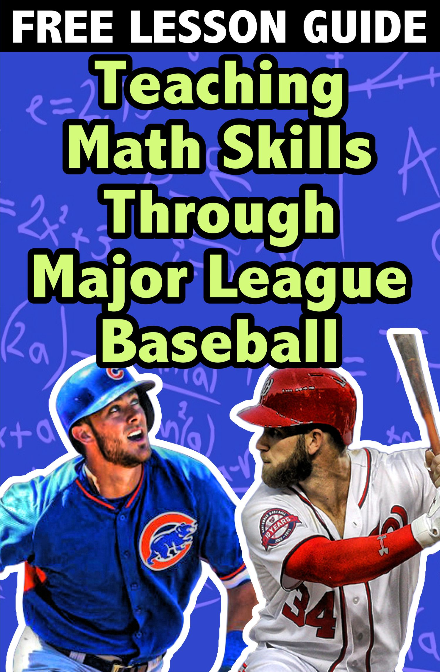 Teaching Math Through Major League Baseballless