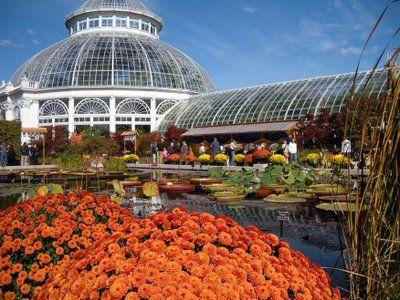 New York Botanical Gardens New York to the Heart Pinterest